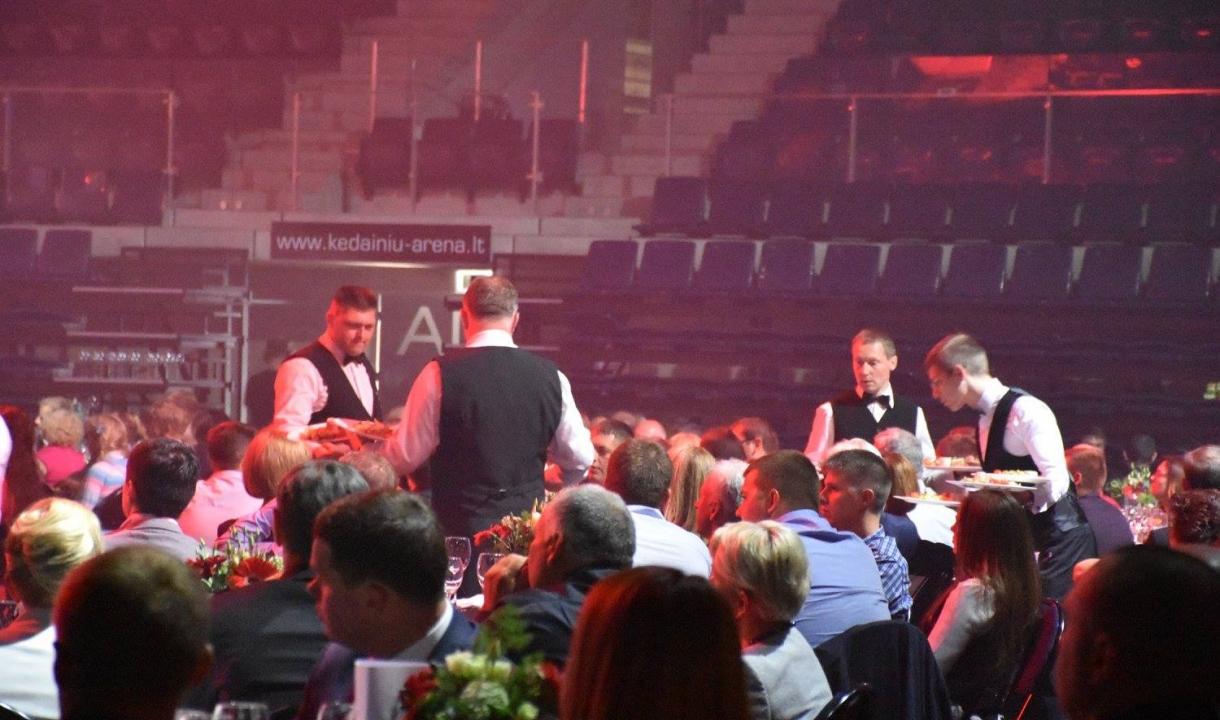 Event Guru - Kėdainių arena