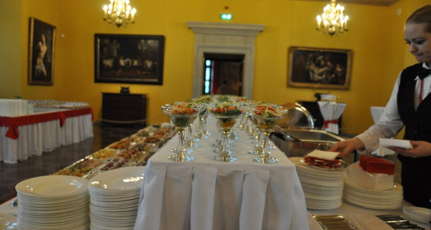 Event Catering Valdovų rūmai